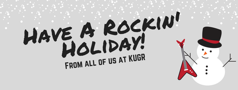 Have A Rockin' Holiday!