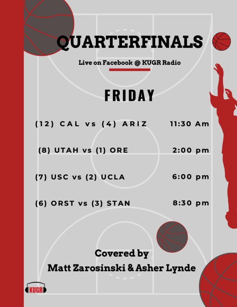 WNBA quarter finals